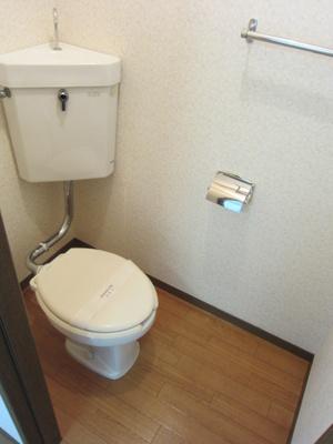 【トイレ】第1メイユウハイツ