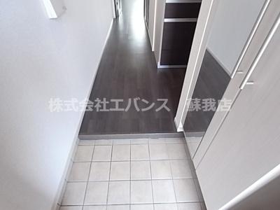 【玄関】パークスクエア青葉の森Ⅱ