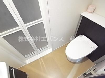 【トイレ】パークスクエア青葉の森Ⅱ
