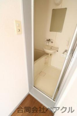 【浴室】エスポワール桃山