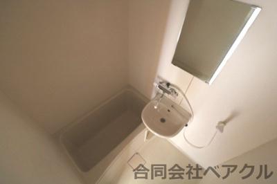 【洗面所】エスポワール桃山