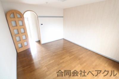 【寝室】エスポワール桃山