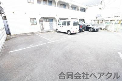 【駐車場】エスポワール桃山