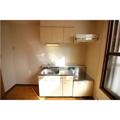 【キッチン】八光マンション