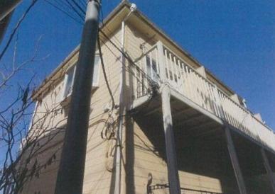 【外観】横浜市神奈川区白幡仲町の一棟売りアパート