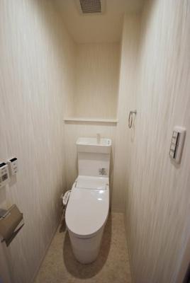 【トイレ】マンションニュー池上