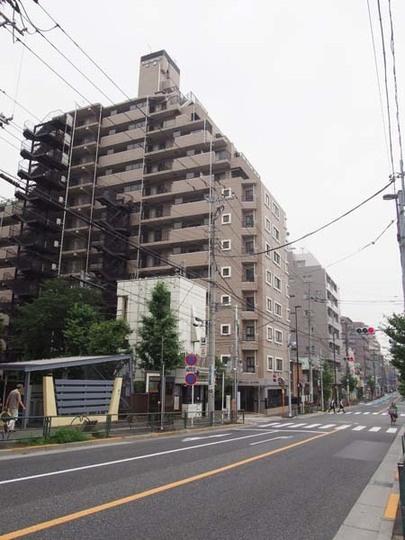 【外観】ライオンズマンション町屋