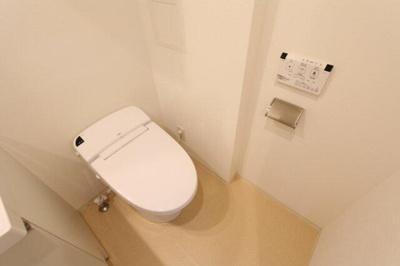【トイレ】プラウドフラット学芸大学Ⅱ