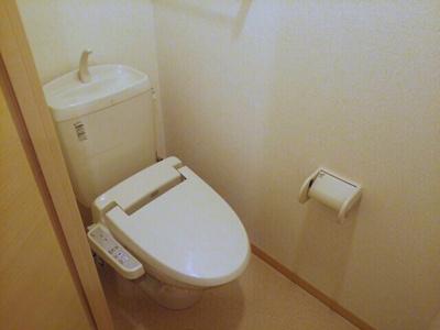 【トイレ】巽北ロイヤルマンション