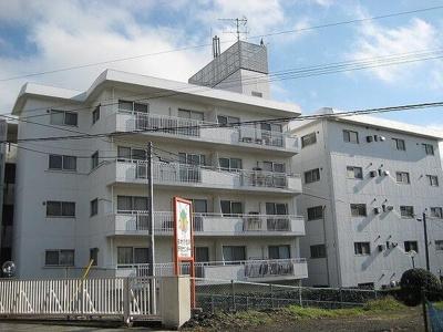 【外観】横浜山手センチュリーマンション
