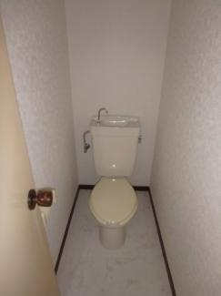 【トイレ】ハイツ丸芝