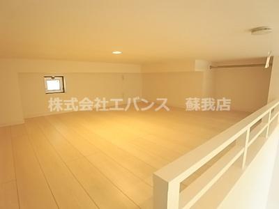 【寝室】cube inohana(キューブイノハナ)