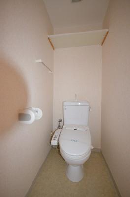【トイレ】レゾナンス庚午