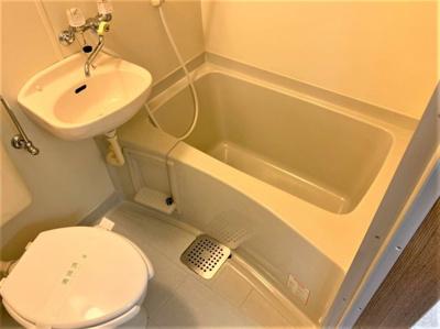 【浴室】クイーンズマンション元町