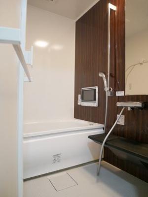 【浴室】ウィステリア中田