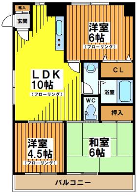 【キッチン】パークサイド大三