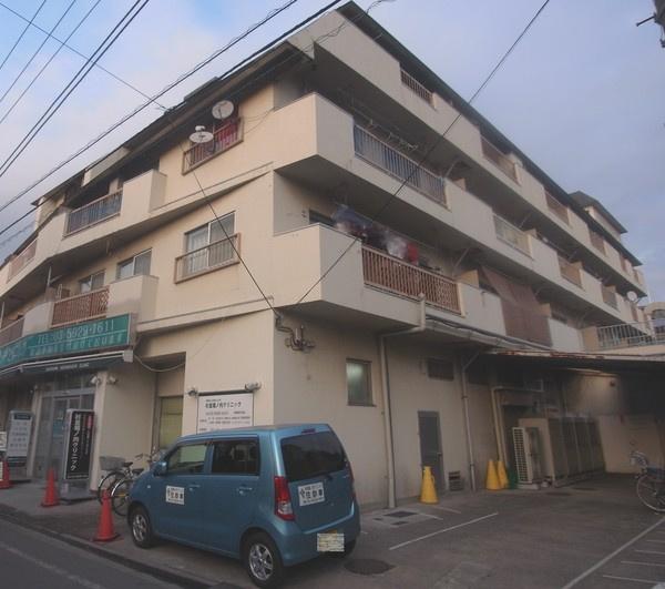 【外観】ライオンズマンション新高円寺