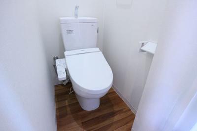 【トイレ】コーポ千樫