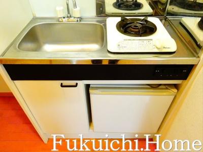【キッチン】ミュウハイツ