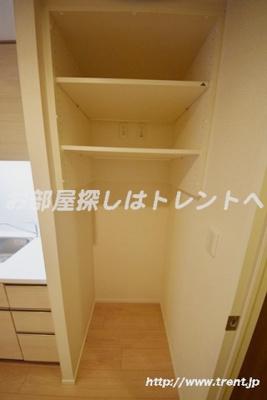 【キッチン】パークアクシス日本橋本町