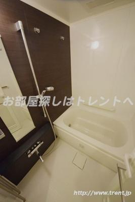 【浴室】パークアクシス日本橋本町