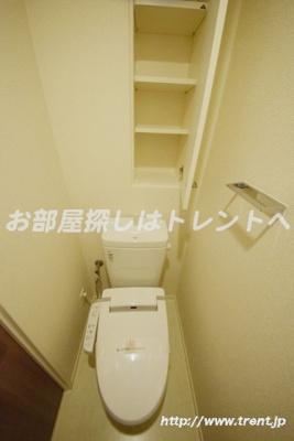 【トイレ】パークアクシス日本橋本町