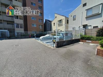 【駐車場】リベール西神戸クイーンズ