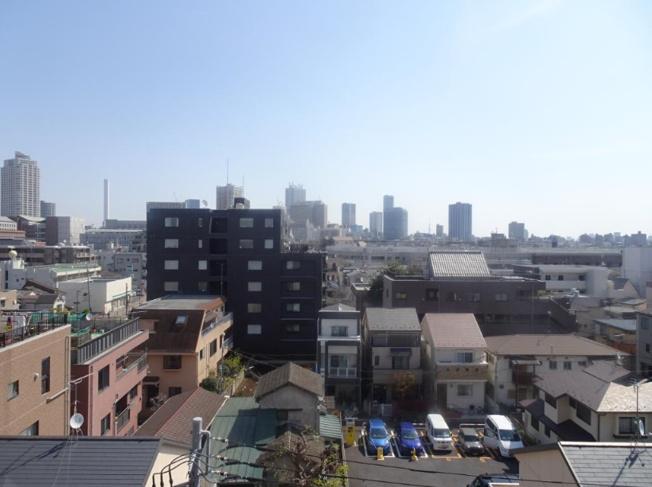 バルコニーからの眺望 6階部分につき眺望も良好です♪♪