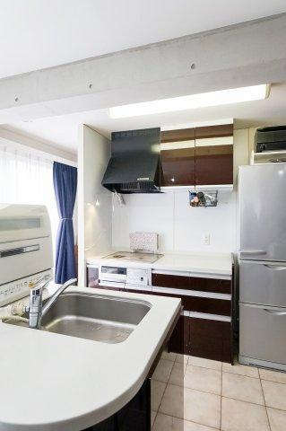 【キッチン】板橋区赤塚4丁目