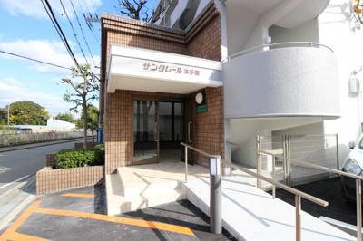 【エントランス】サンクレール本多聞