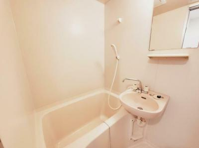 【浴室】第2林マンション