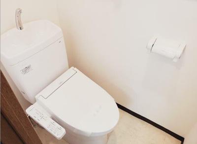 【トイレ】第2林マンション