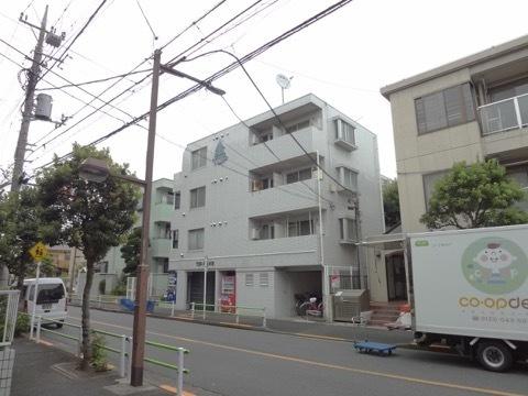 【外観】トップお花茶屋