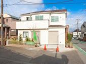 習志野市実籾本郷 全1棟 新築分譲住宅の画像