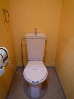 【トイレ】たんぽぽの家