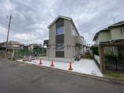 【1号棟】立川市若葉町2丁目 新築戸建 全2棟の画像