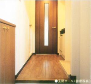 【玄関】エスリード同心第3