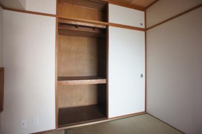 【収納】清川六番館