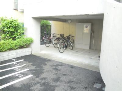 【駐車場】アクサス中野富士見町