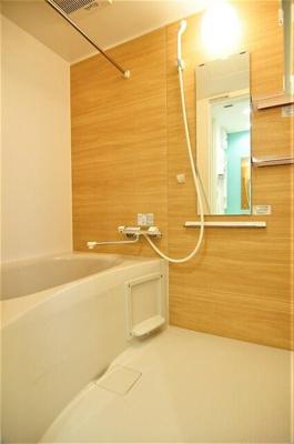 【浴室】アリビオ祐天寺