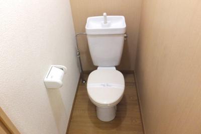 【トイレ】レオパレスKOKADO