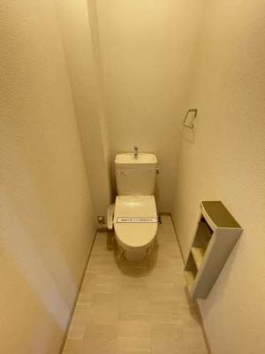【トイレ】咲ら坂 D棟