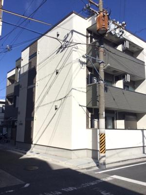 【外観】フジパレス鷺ノ森Ⅰ番館