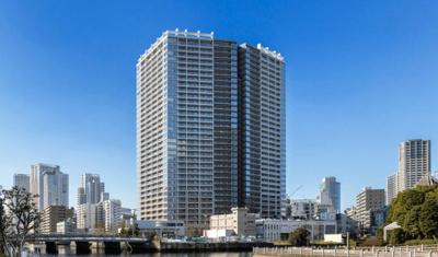 【外観】グローバルフロントタワー