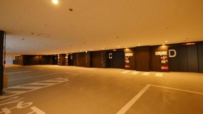 【駐車場】グローバルフロントタワー