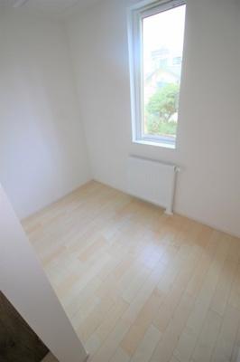 室内物干し付きのスペースです