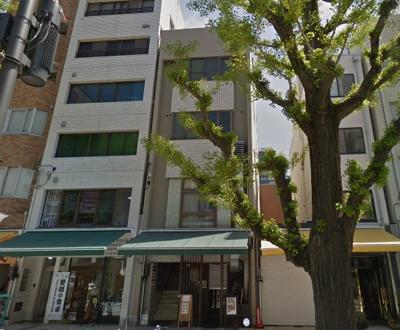 【外観】花園町 松本ビル