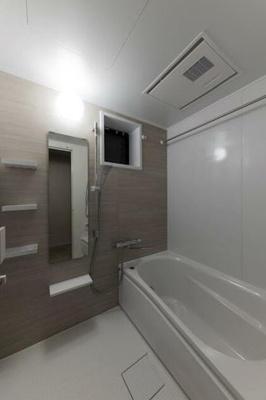 【浴室】レジディア笹塚