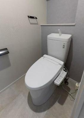 【トイレ】レジディア笹塚