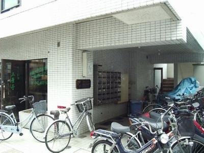 【駐車場】スカイコート横浜真金町